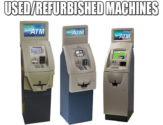 Used Machines All American Atm